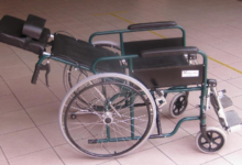 Photo of Carry the wheelchair with great ease with reliable equipment