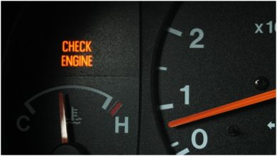 Photo of What the Car Indicates Through the Check Engine Light